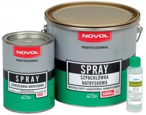 Грунтовки шпатлевки краски лаки novol спрей полимер покрытие гидроизоляция для дерева